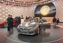 BMW présente sa Série 6 Gran Coupé