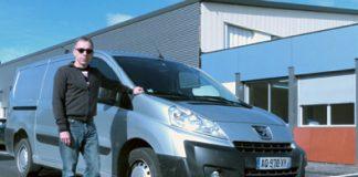 """""""Des véhicules bien équipés"""" : Gilles Dufour, APC-Milpass"""