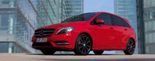 Mercedes Classe B : taillée pour les grands espaces