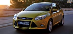Ford Focus revitalisée