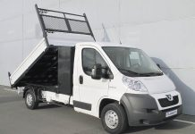 VUL carrossés : Peugeot