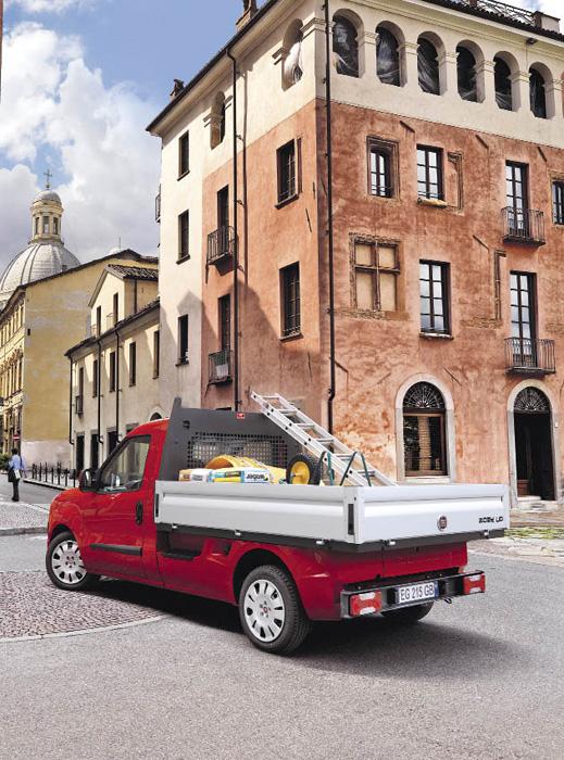 VUL carrossés : Fiat Professional