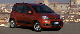 Fiat Panda Commerciale : plus polyvalente