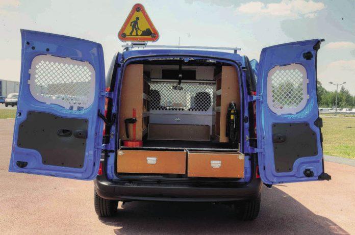 VUL carrossés : Renault