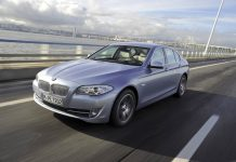 BMW ActiveHybrid 5 : un fonctionnement transparent