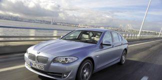 BMW ActiveHybrid 5 : un fonctionnement transparent