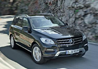 Mercedes ML : toujours pionnier