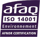 Déjà détenteur de la certifi-cation ISO 9001, Arval France a obtenu l'ISO 14001 en décembre 2011.