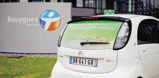 Bouygues Télécom : les C-Zéro en auto-partage