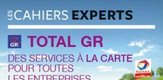 CAHIER EXPERT TOTAL GR Des services à la carte pour toutes les entreprises