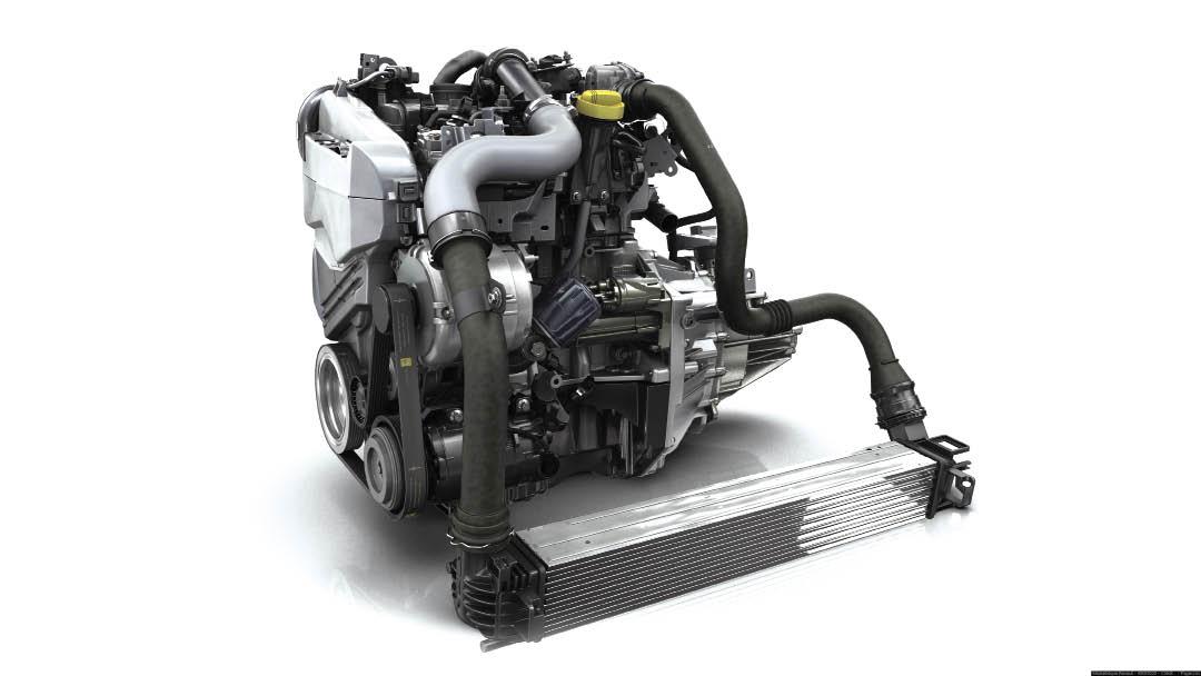 Moteur Energy dCi 110 ; 90 g/km de CO2