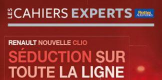 CAHIER EXPERT RENAULT NOUVELLE CLIO Séduction sur toute la ligne