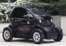 Orange référence la Renault Twizy
