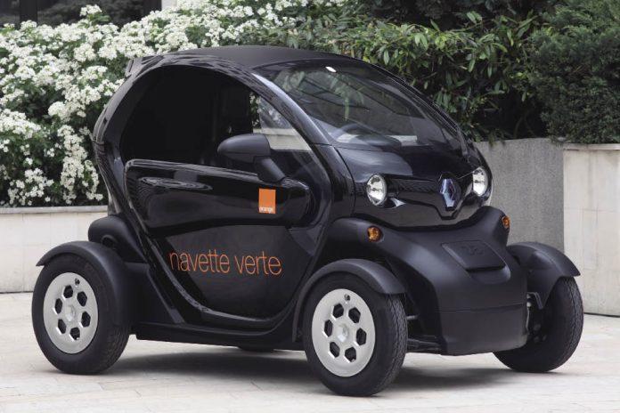 Orange France Télécom : un parc vert et économe