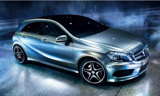 Mercedes-Benz à la conquête des entreprises