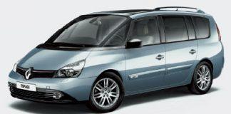 Un Renault Espace plus équipé et plus sobre