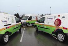 Lyreco France : le choix du GNV et de l'électrique