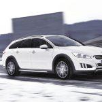 Peugeot 508 RXH : Le break en version hybride