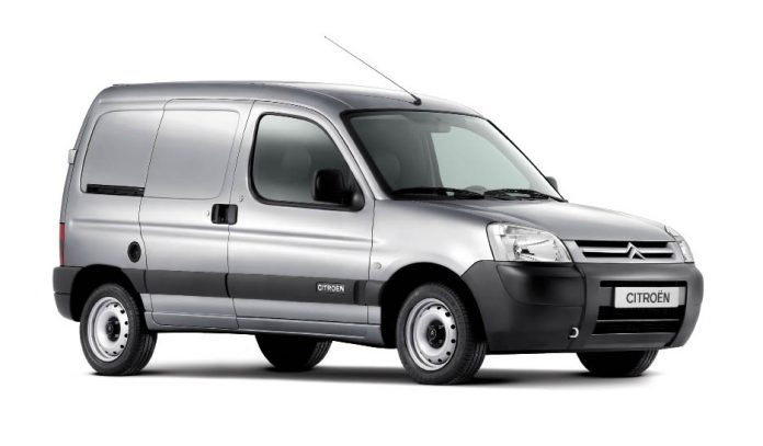 Fourgonnettes : Citroën Berlingo / Peugeot Partner
