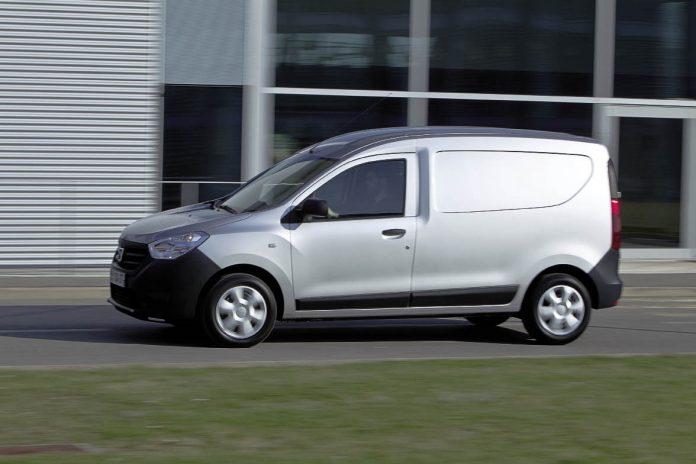 Fourgonnette : Dacia Dokker Van