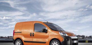 Mini-fourgonnette : Fiat Fiorino