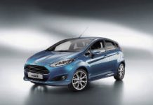Ford Fiesta Affaires : dynamique