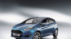 Ford Fiesta Affaires : dynamique