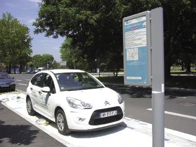 Véhicules verts : électrique et auto-partage, la bonne formule ?