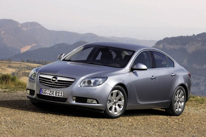 Opel Insignia : dimension européenne