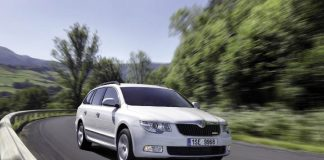 Skoda Superb : monter d'un cran