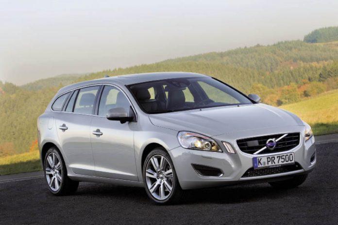 Volvo V60 : ambiance scandinave