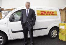 DHL veut faire passer le courant