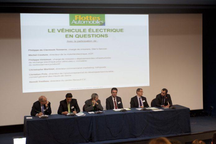 Table ronde Flottes Automobiles 2013 : année zéro du véhicule électrique ?
