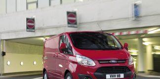 Fourgon compact : Ford Transit Custom