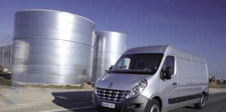 Utilitaire lourd : Renault Master