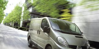 Fourgon compact : Renault Trafic