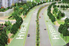 Hybride : des économies avant tout en cycle urbain