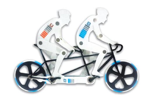 Hybride : deux motorisations, plus d'efficacité