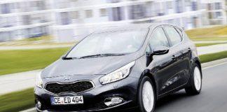 Gammes sociétés, business et utilitaires : l'offre 2013 de Kia