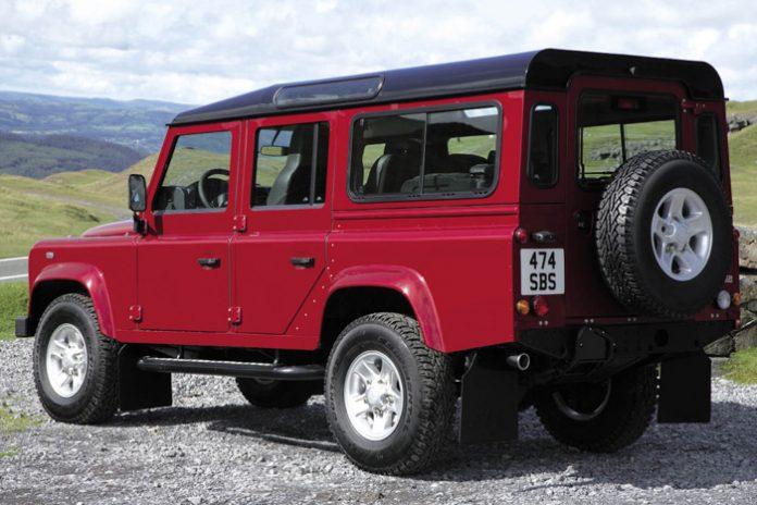 Gammes sociétés, business et utilitaires : l'offre 2013 de Land Rover et Jaguar