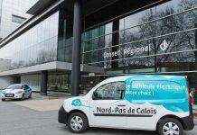 Nord-Pas-de-Calais : la région parie sur l'électrique