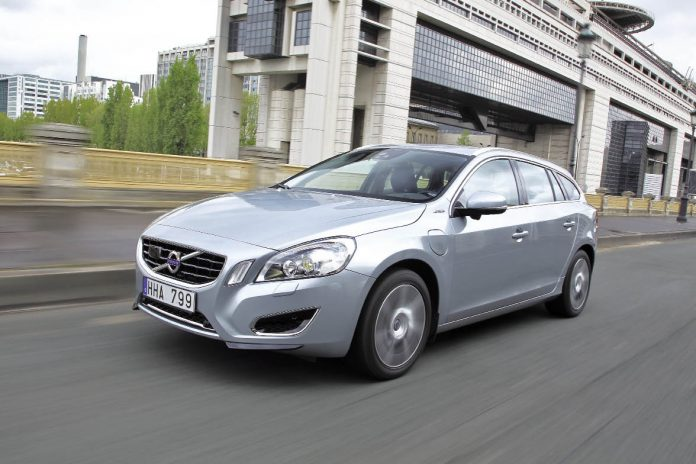 Volvo V60 Plug-in Hybrid D6 : régime suédois