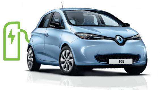 Renault ZOE : le losange branche les flottes