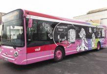 Angoulême : les bus à l'heure diester