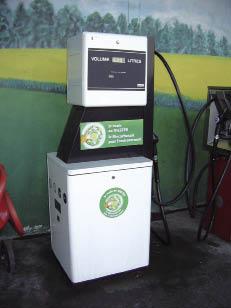 B30-Diester 30 %, le carburant réversible avec le gazole
