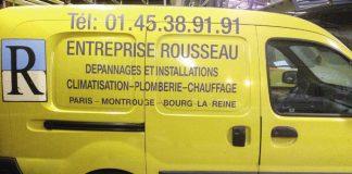 Entreprise Rousseau