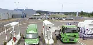 GNV : Forbach roule aux déchets