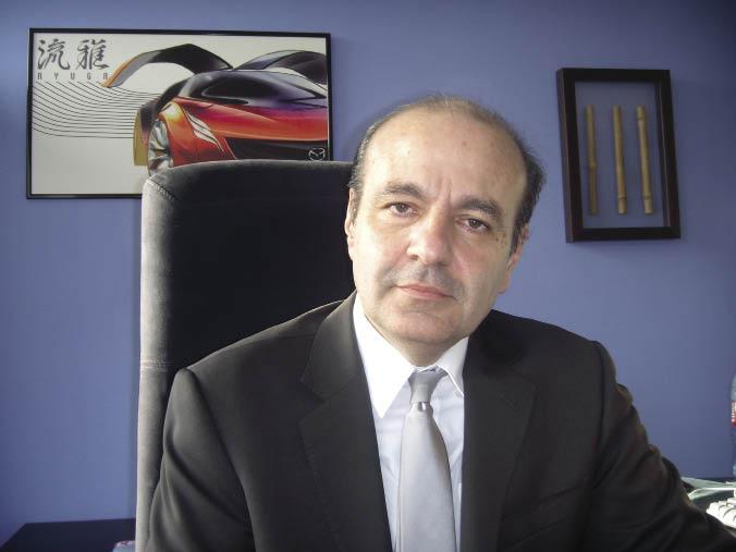 Ventes flottes : les perspectives 2013 de Mazda