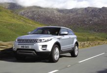 Range Rover Evoque : un vrai tout-terrain