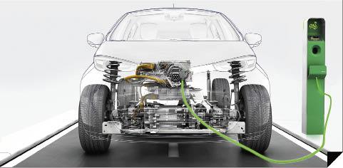 Renault tisse la toile de l'électrique